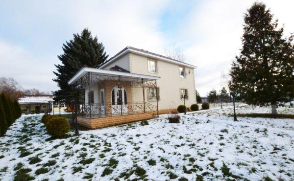 Газифицированный капитальный зимний дом в Алферьево